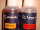 Joyetech E-Liquids – Ry4 & USA Mix