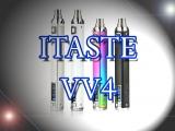 Innokin iTaste VV4 (750mAh & 1000mAh)