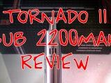 Tornado II SUB 2200mah