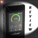 Laisimo L1 TC 200 watt Box Mod with Logo