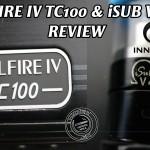 Innokin CoolFire IV TC100 + iSUB Vortex