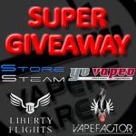 Super Giveaway (27-02-2012)