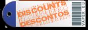 Discounts Tag